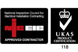 National Inspection Council for Electrical Installation Contracting (NICEIC) Logo